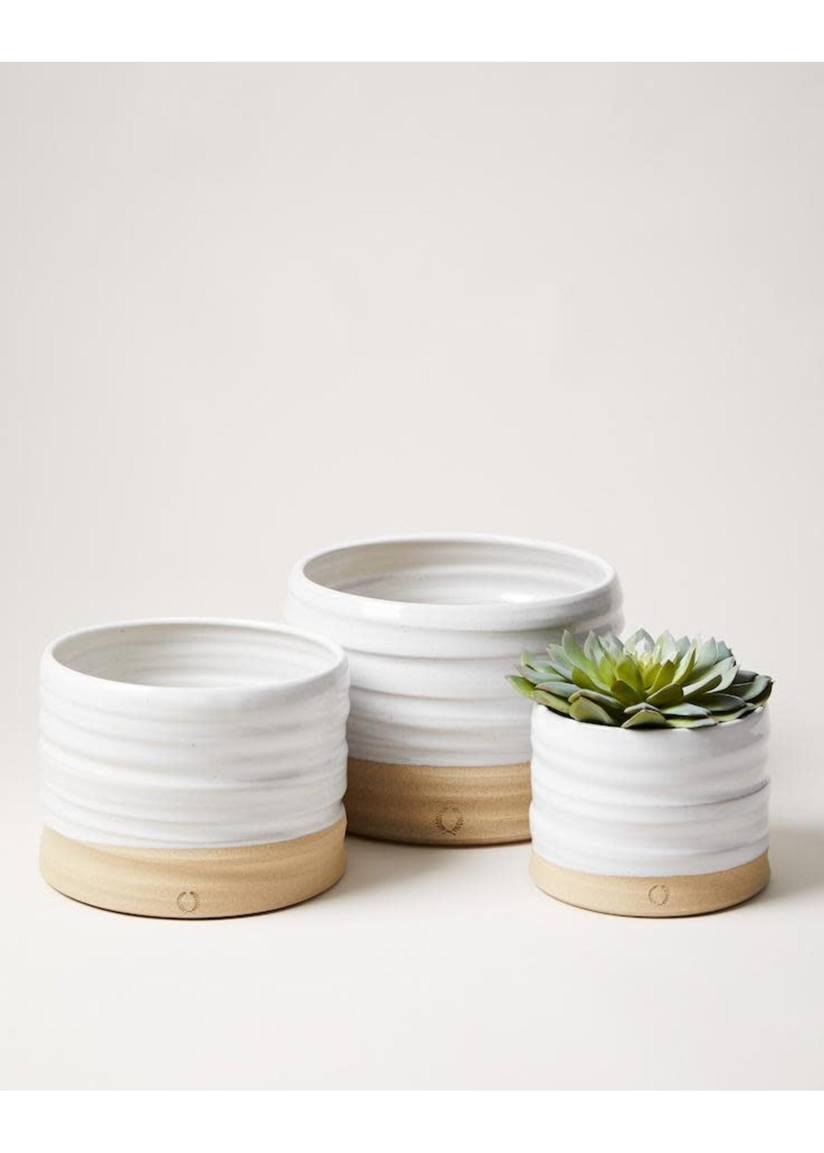 Farmhouse Pottery Trunk Garden Pot - Medium