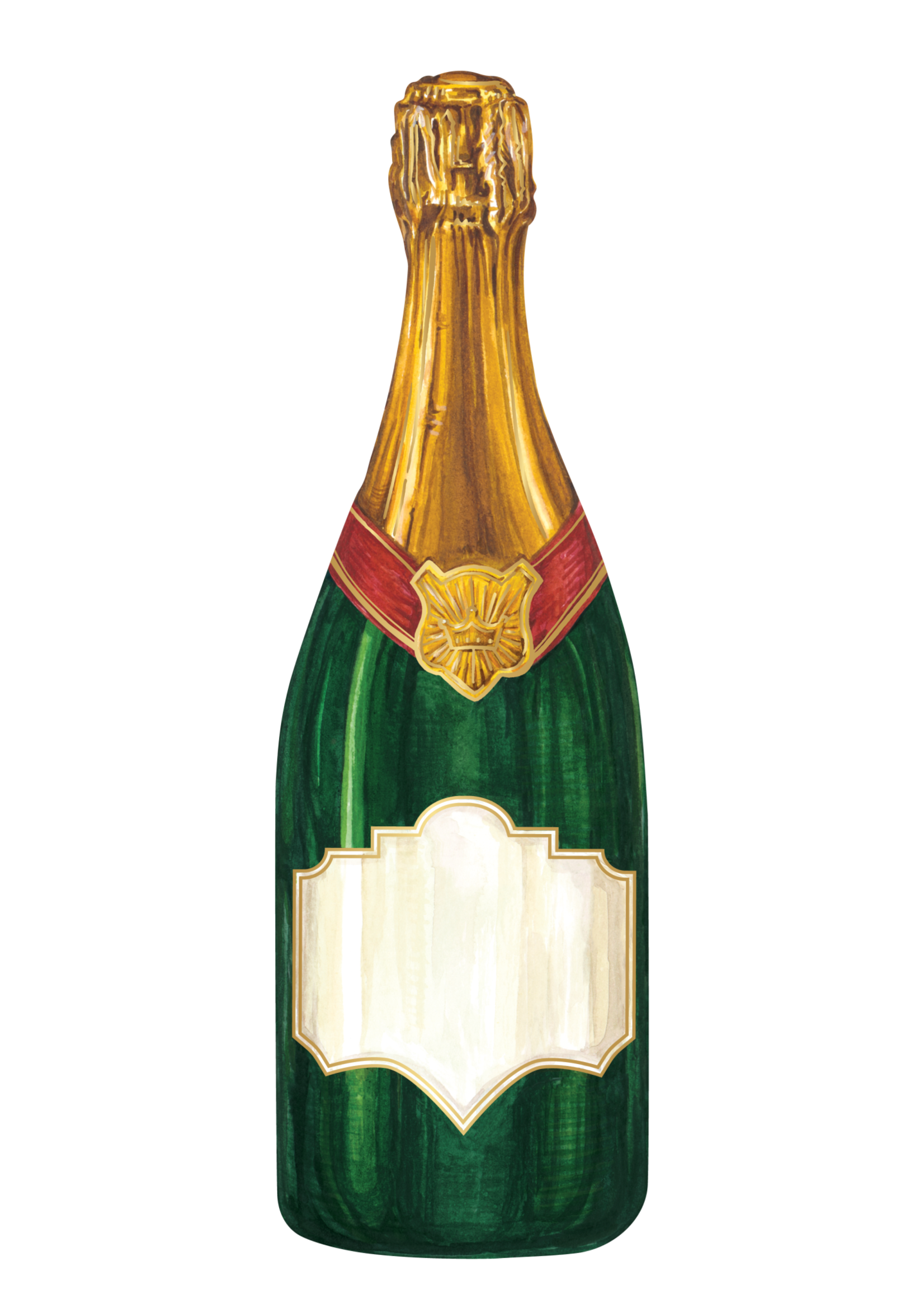 Hester & Cook Table Accents - Champagne (pack of 12)