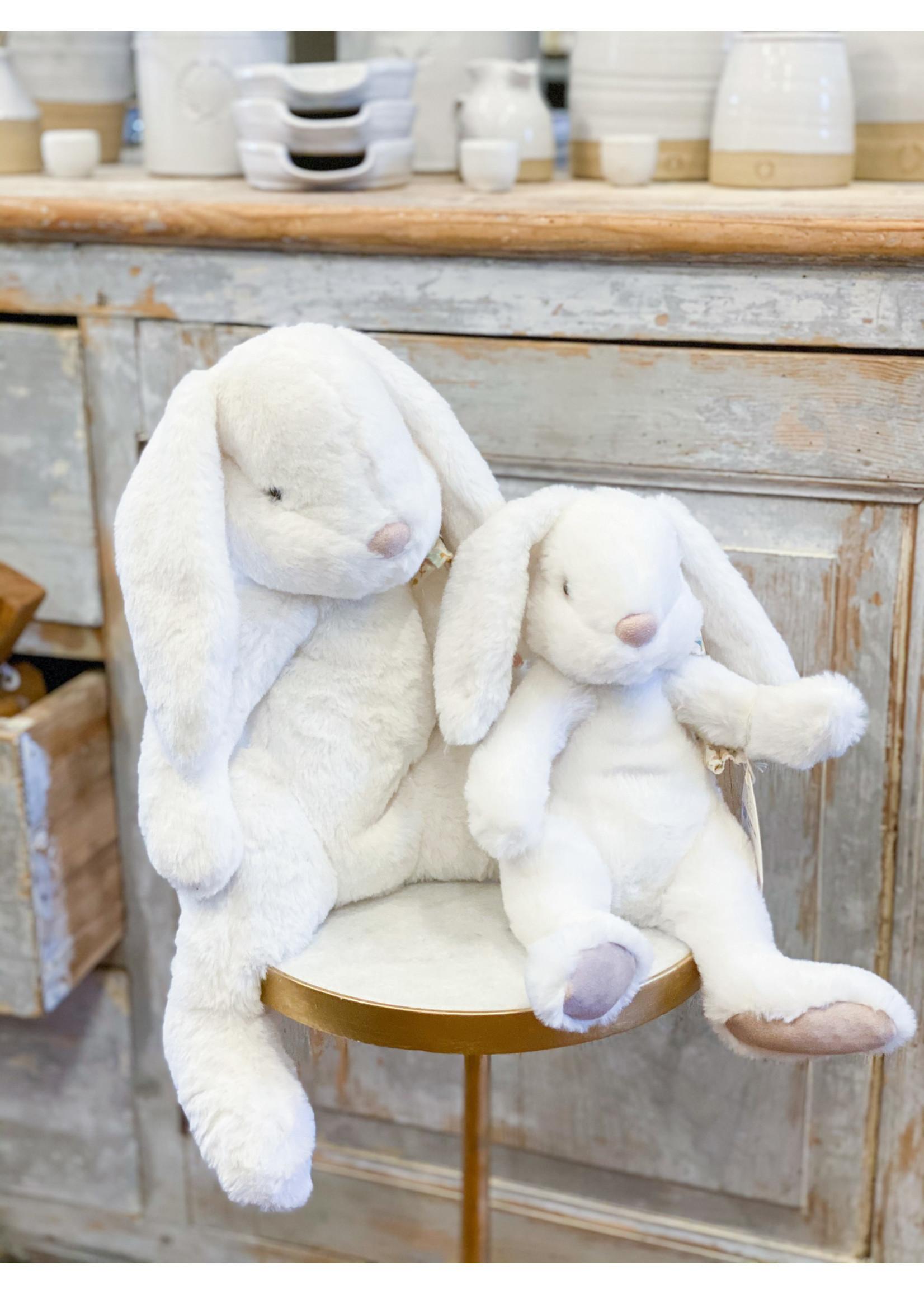 Maileg Fluffy Bunny White Extra Large