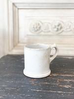 Antique Antique Ironstone Mug