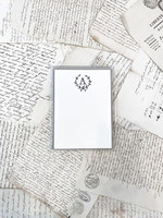 Monogram Card Sets
