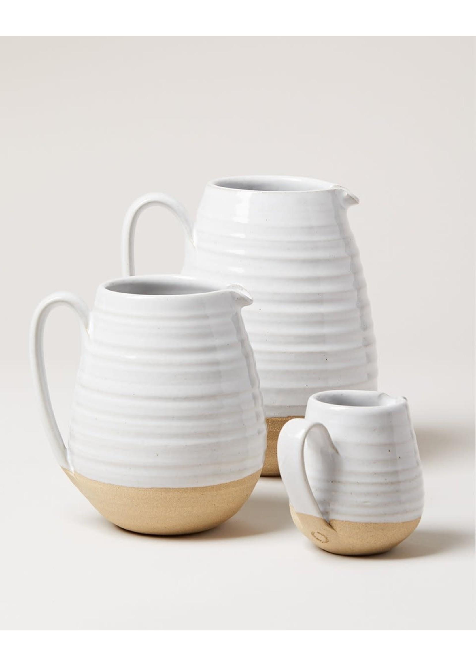 Farmhouse Pottery Farmer's Pitcher Medium