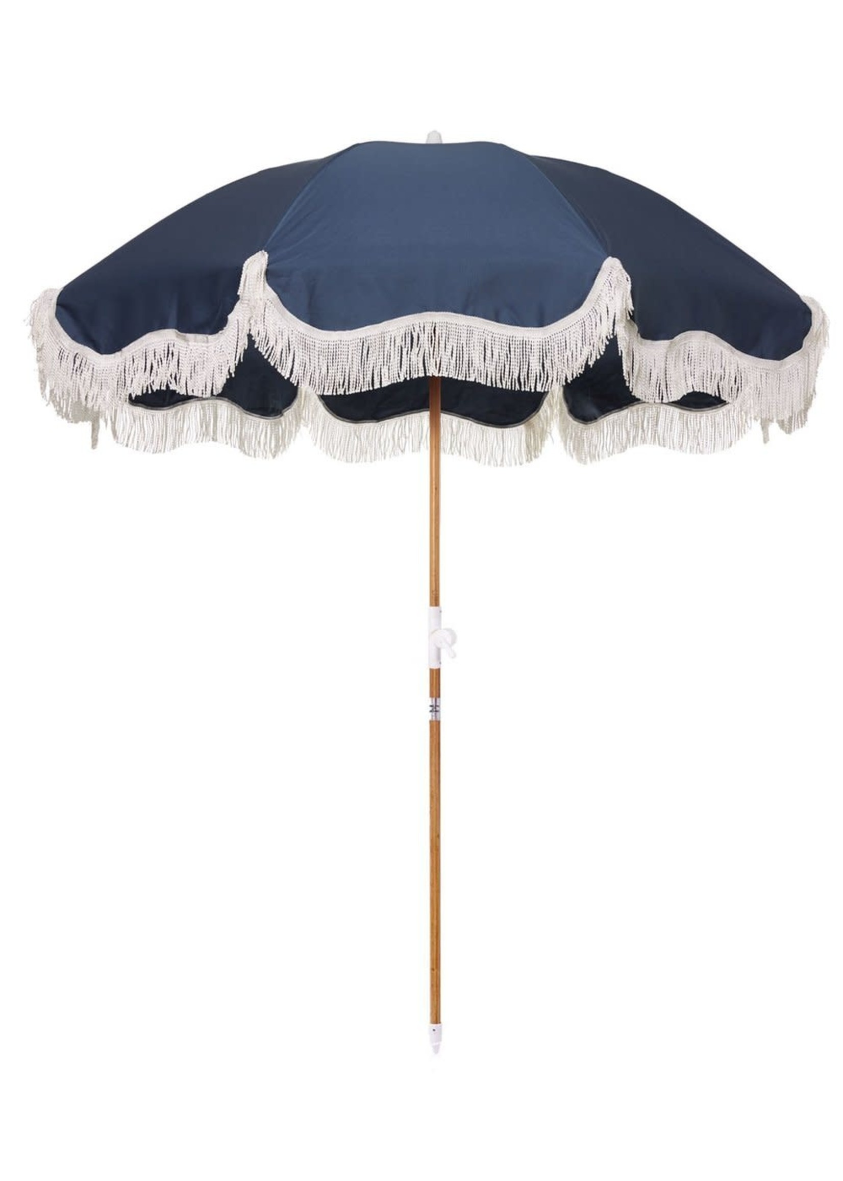 Holiday Beach Umbrella - Atlantic Blue