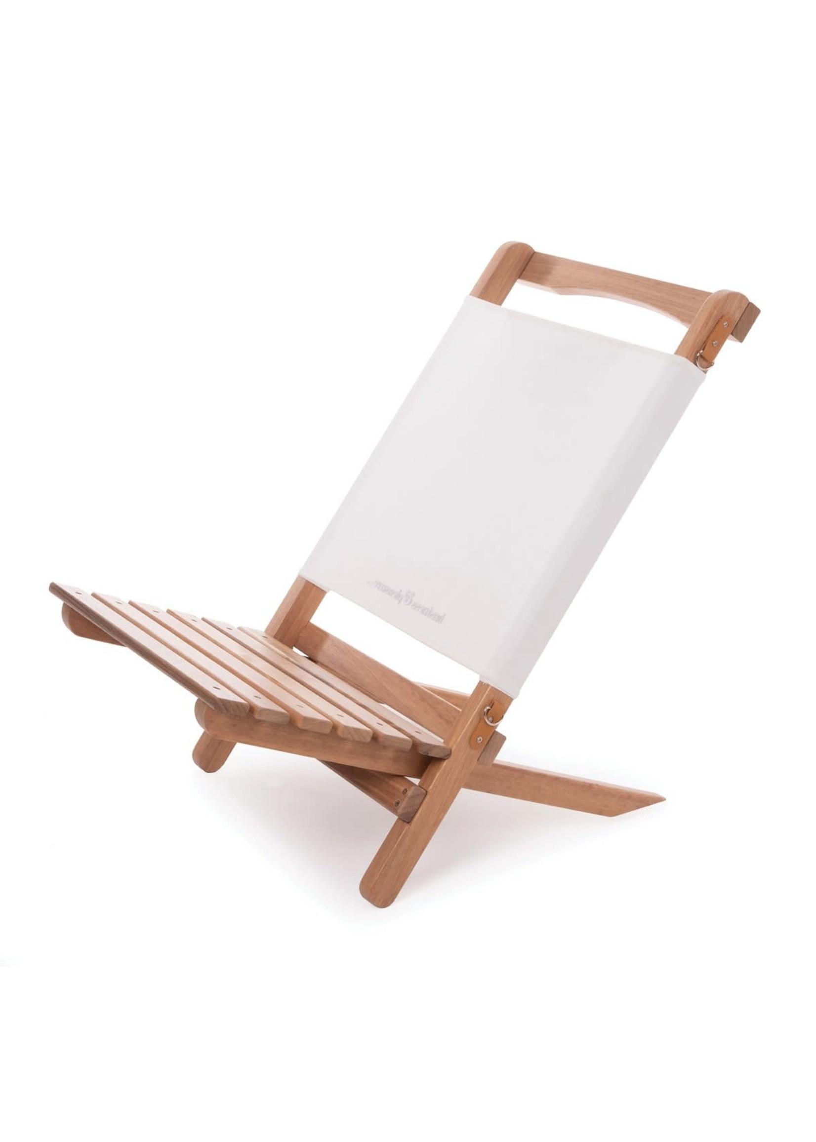 2-Piece Chair - Antique White
