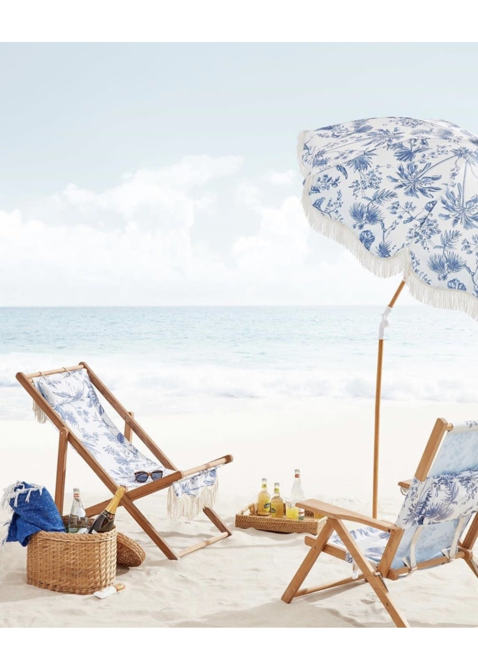 Tommy Chair - Chinoiserie Blue