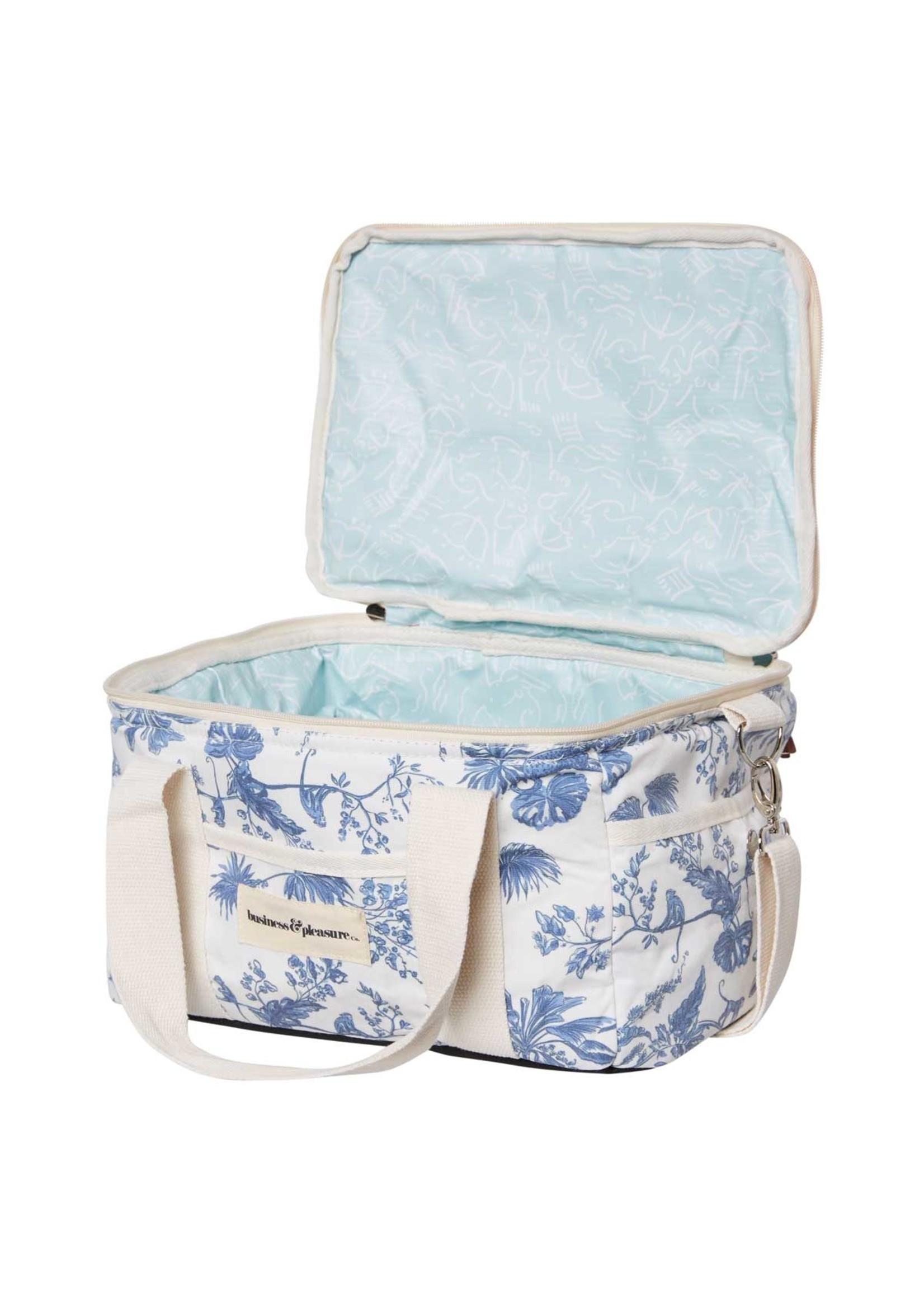 Premium Cooler - Chinoiserie Blue