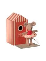 Maileg Little Sister Mouse - Cabin de Plage