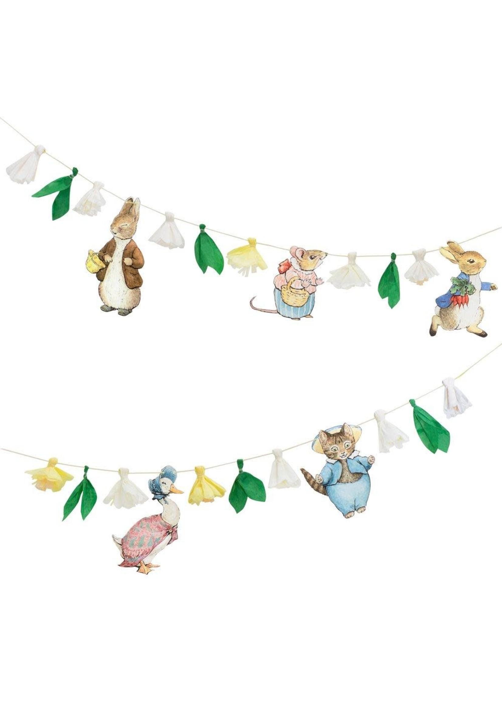 Meri Meri Peter Rabbit & Friends Garland