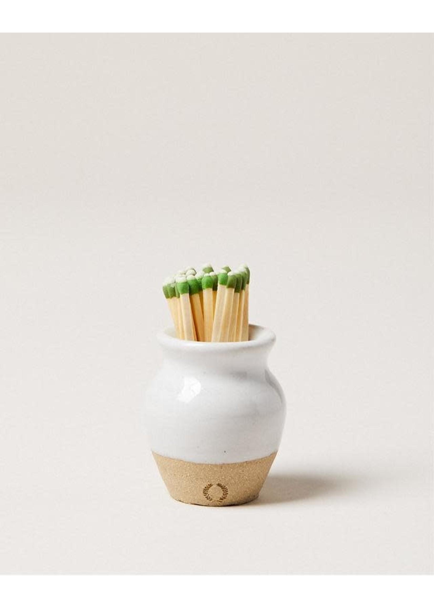 Farmhouse Pottery Match Striker - Confit