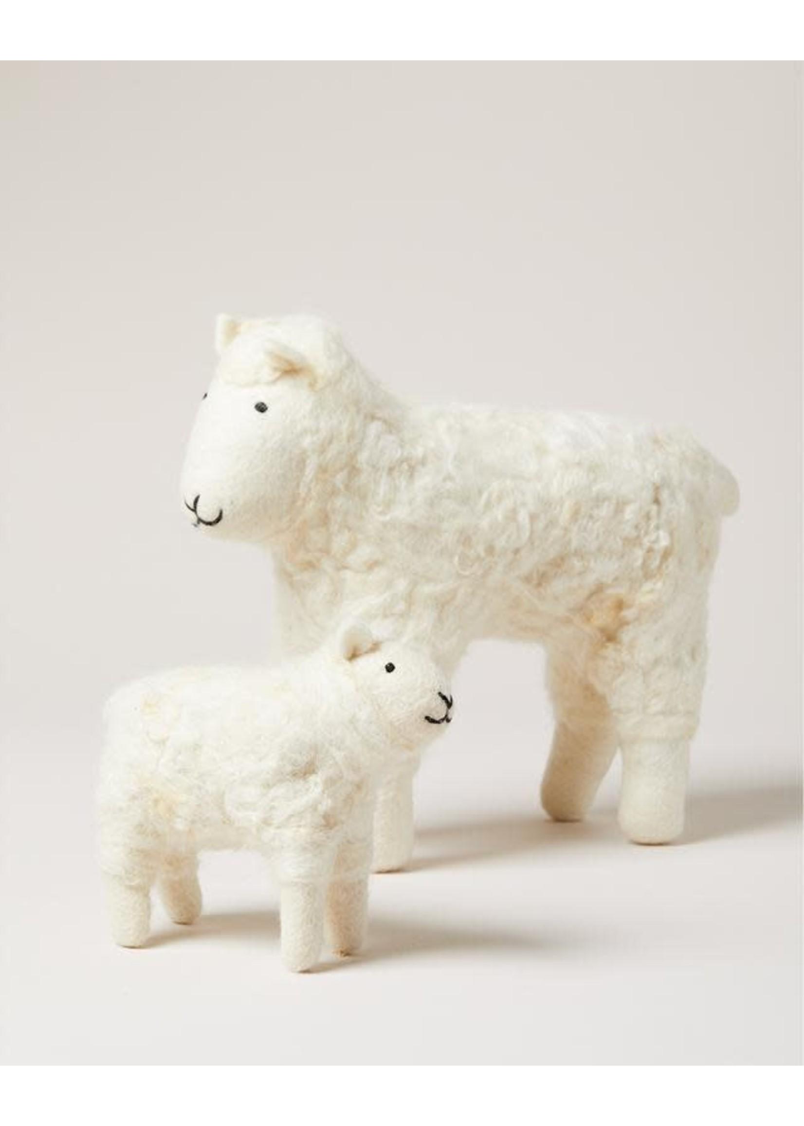 Farmhouse Pottery Sheep Stuffie - Small