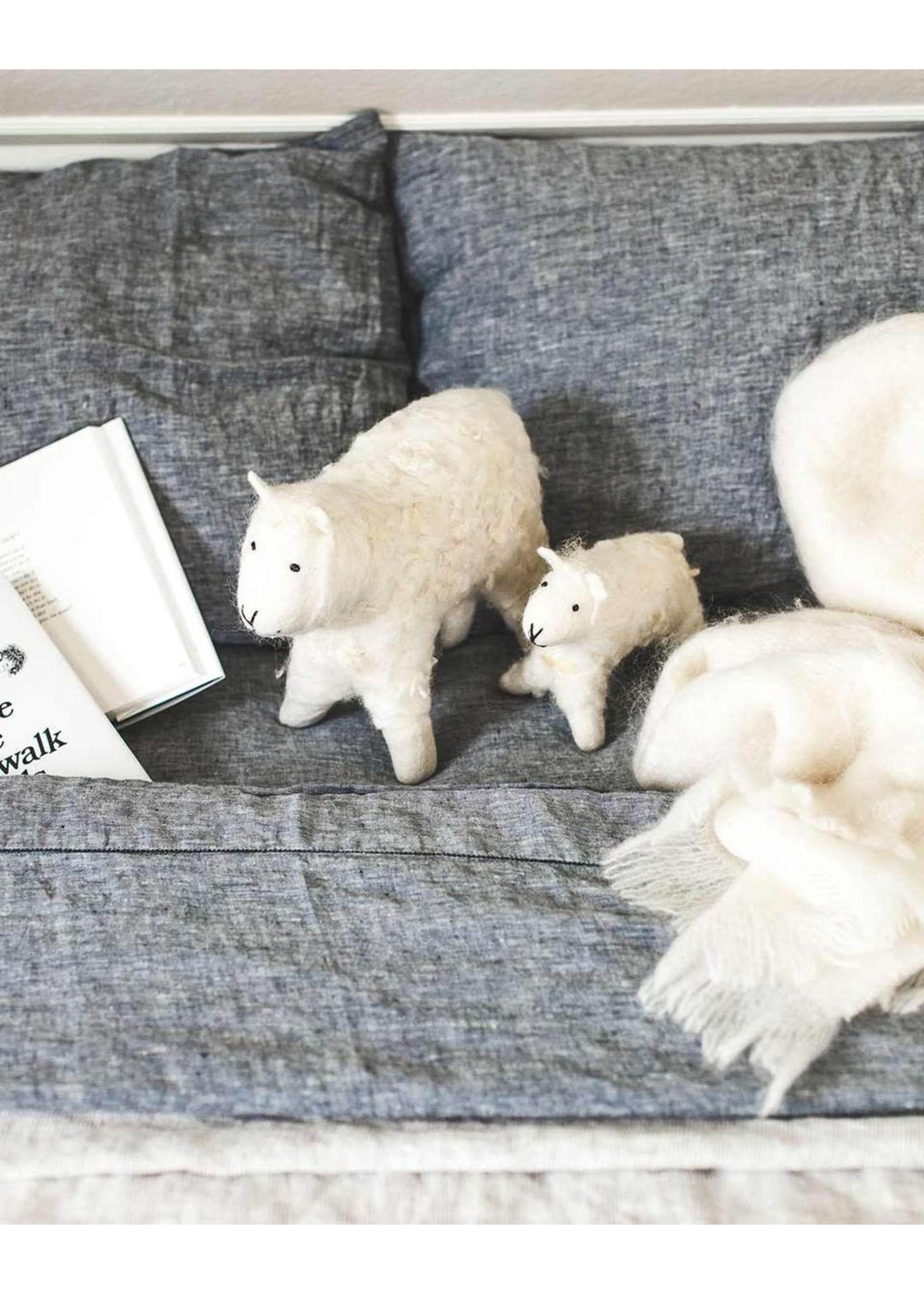 Farmhouse Pottery Sheep Stuffie - Large