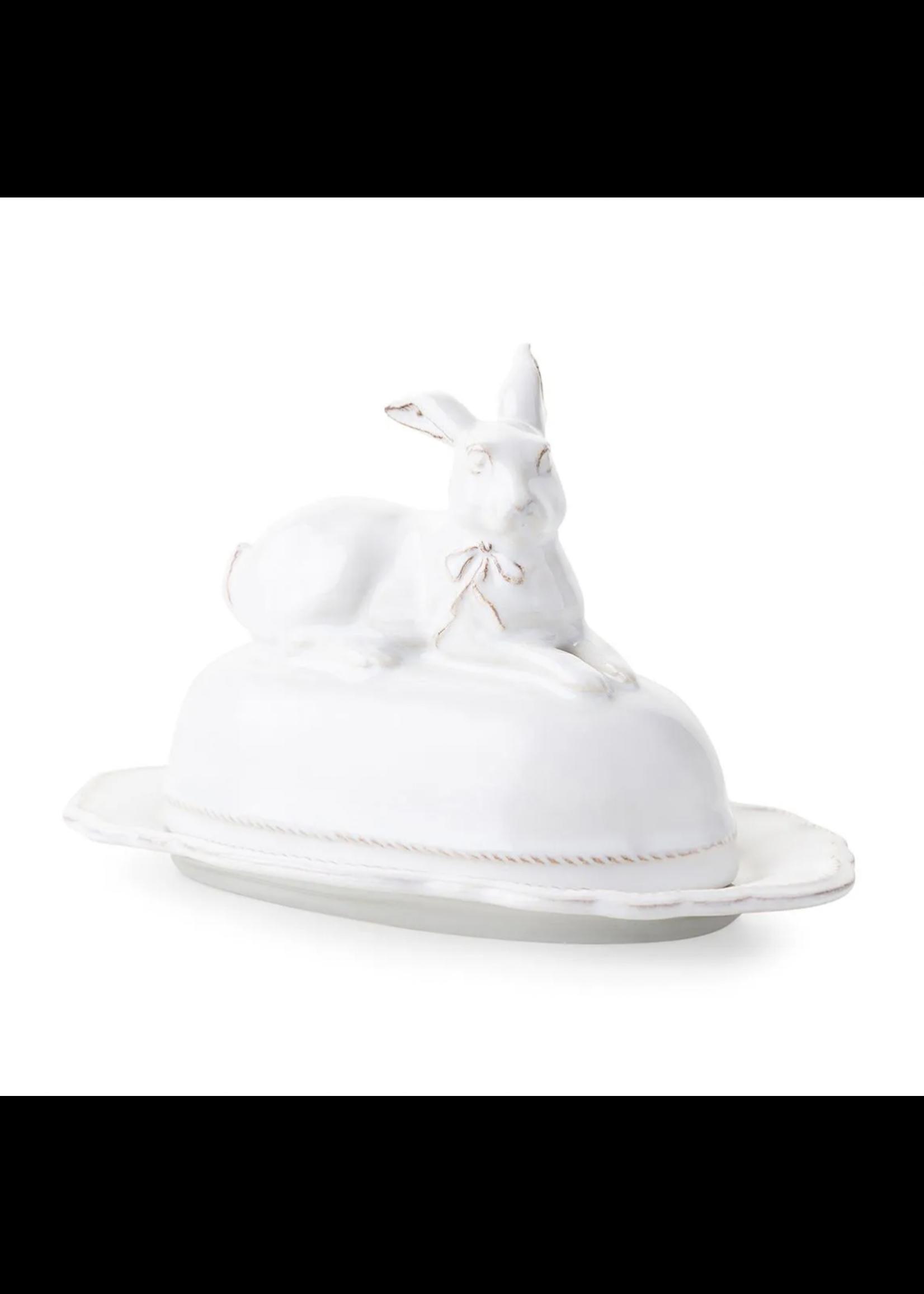 Juliska Butter Dish - Bridget Bunny