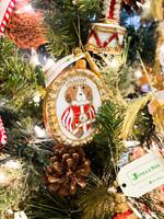 Jingle Nog Ornament - Bertie