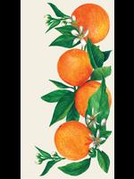 Hester & Cook Paper Guest Napkins - Orange Orchard (pack of 16)
