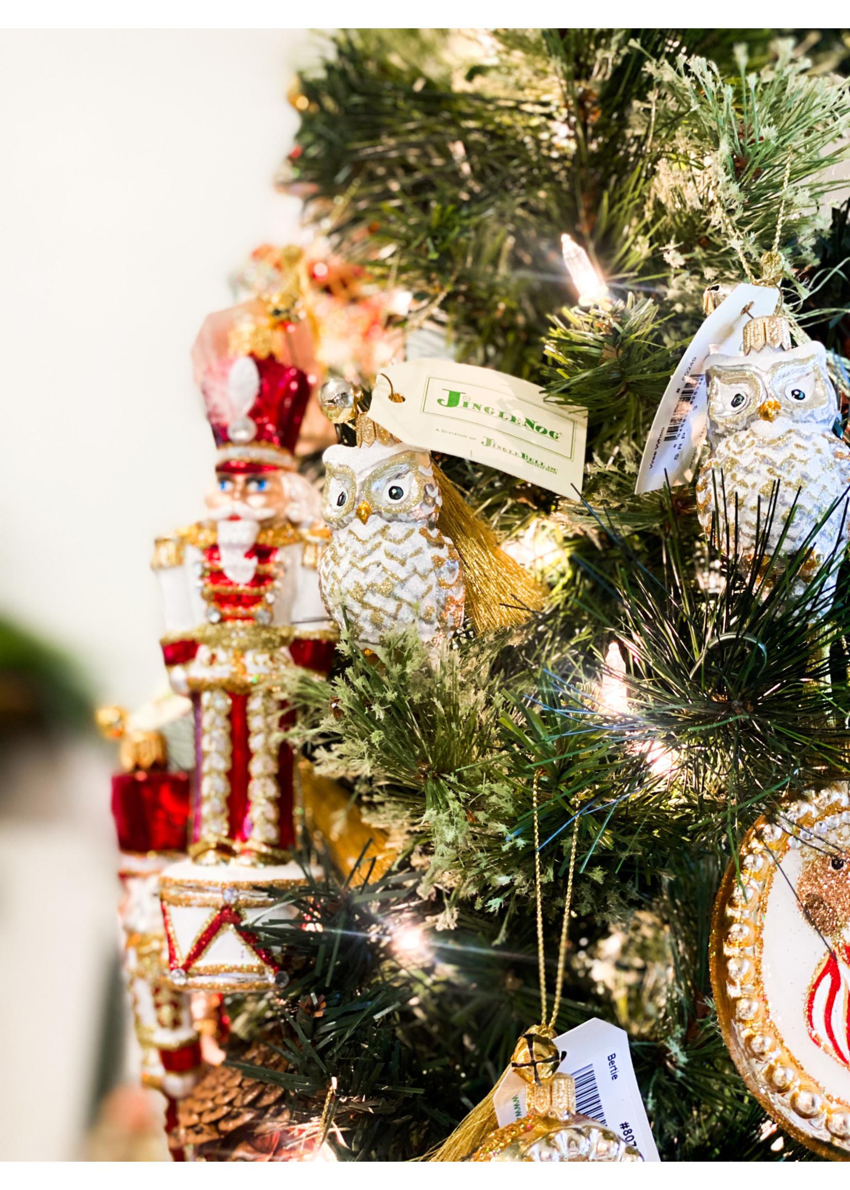 Jingle Nog Ornament - Wee Whoo