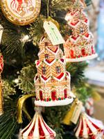 Jingle Nog Ornament - Ginger Schloss
