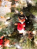 Jingle Nog Ornament - Fox Trot