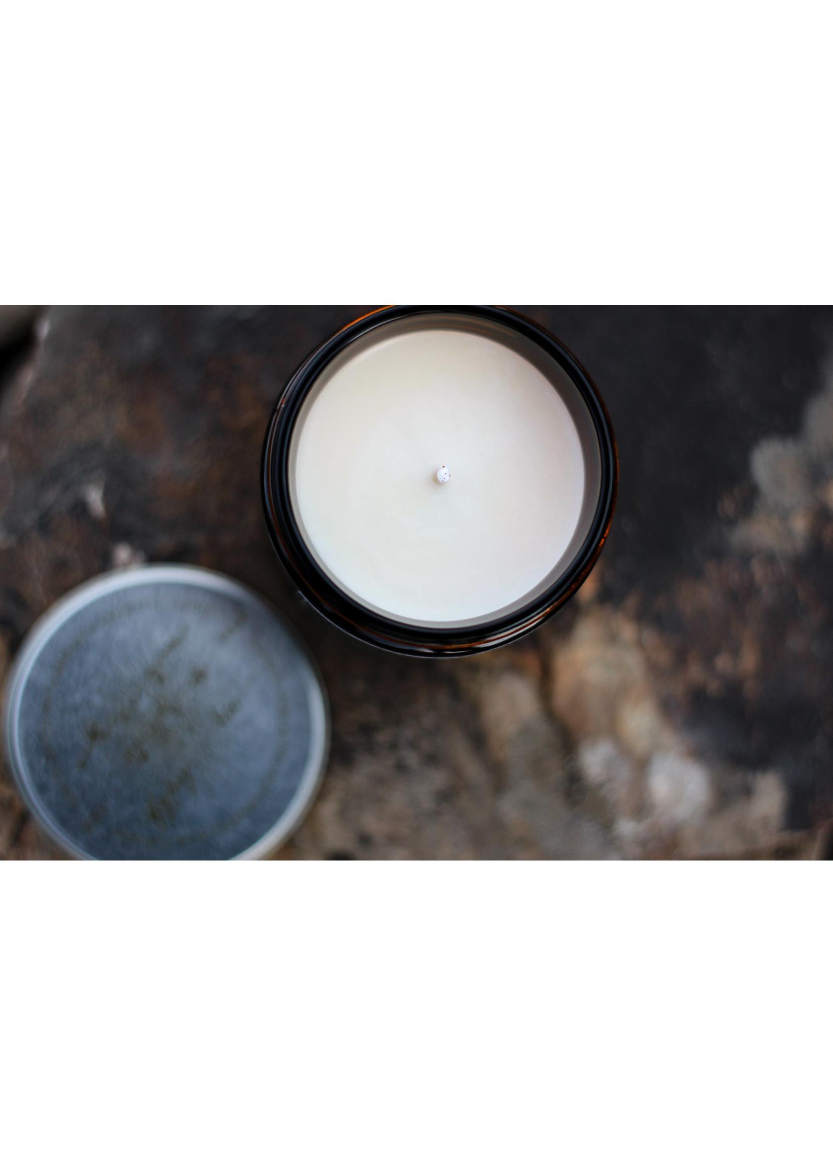 Gypsy Vine Locally Handmade Candle Barefoot