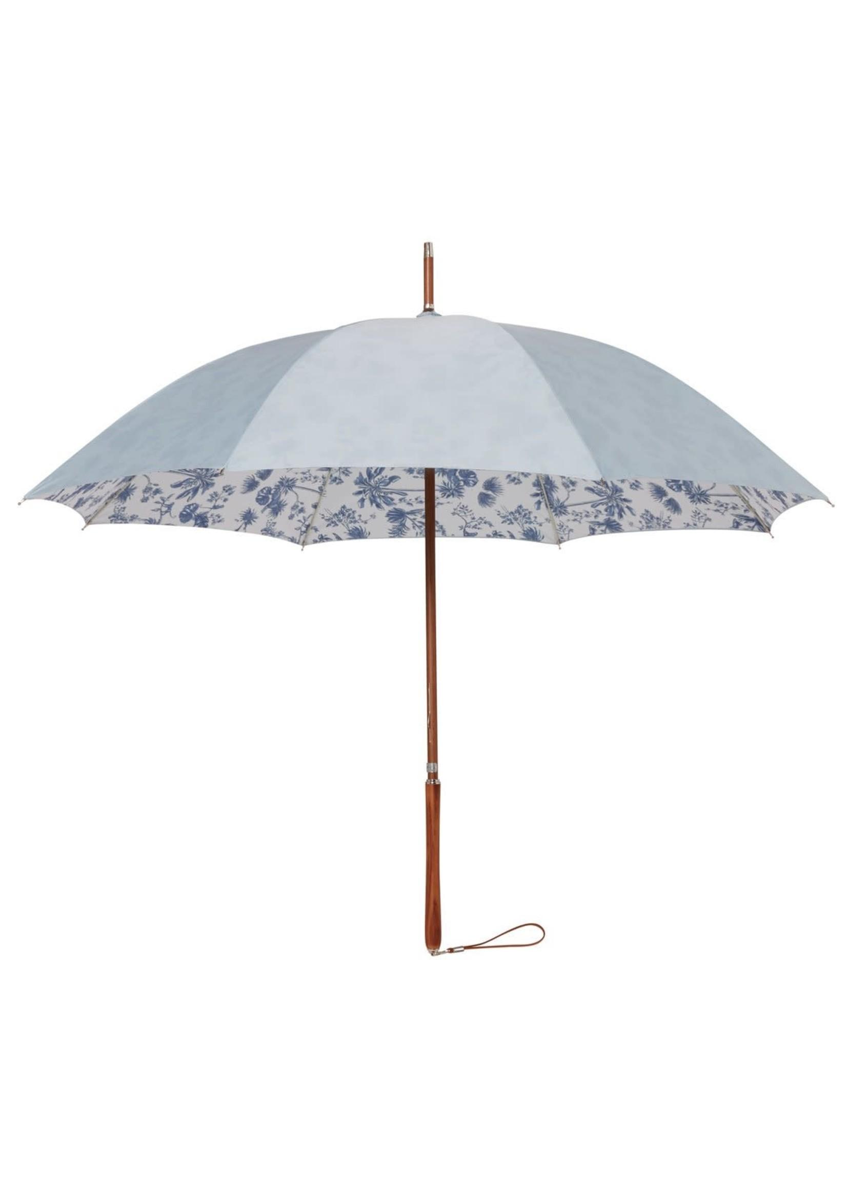 Rain Umbrella - Chinoiserie Blue