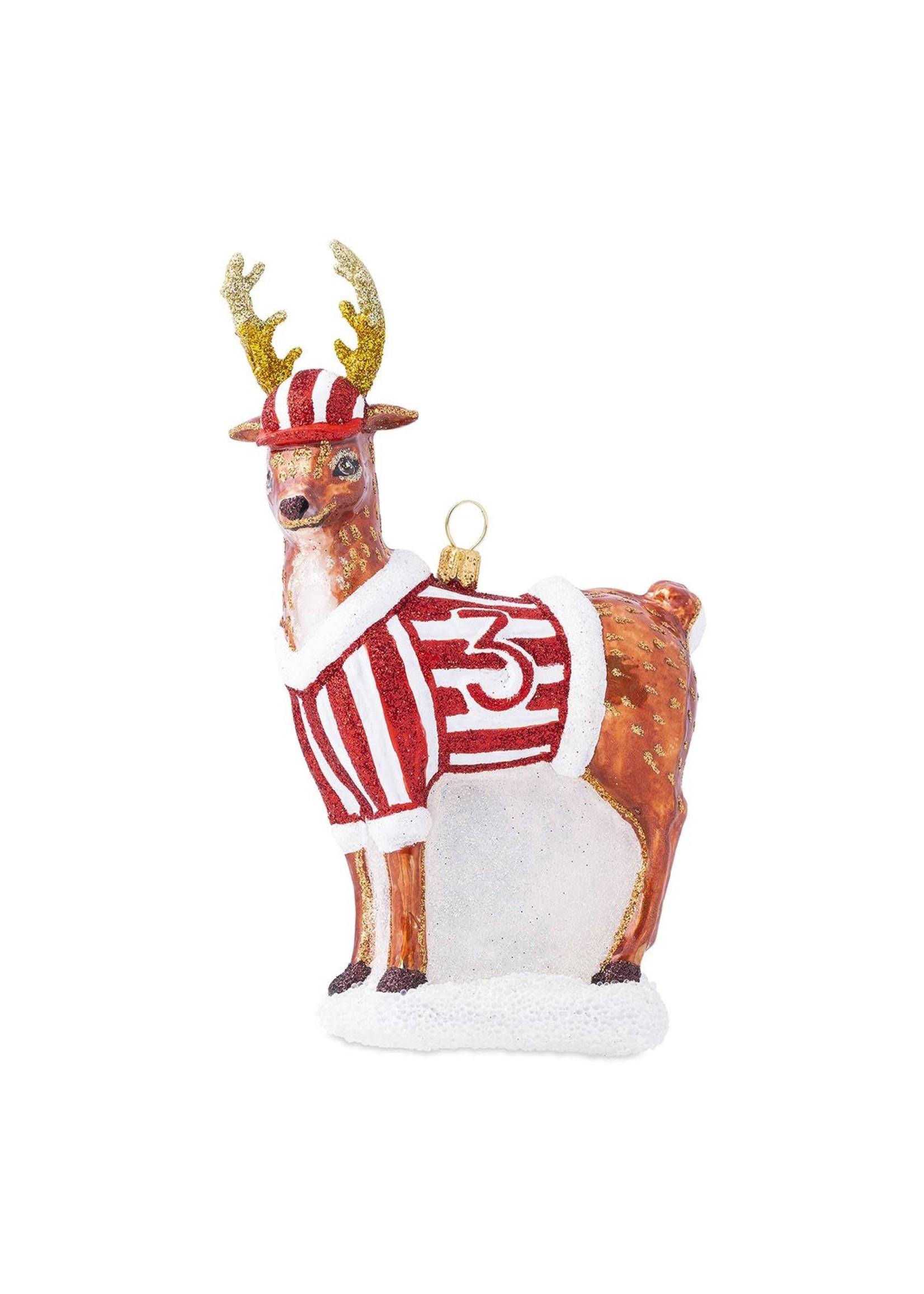 Juliska Ornament - Donner the Reindeer