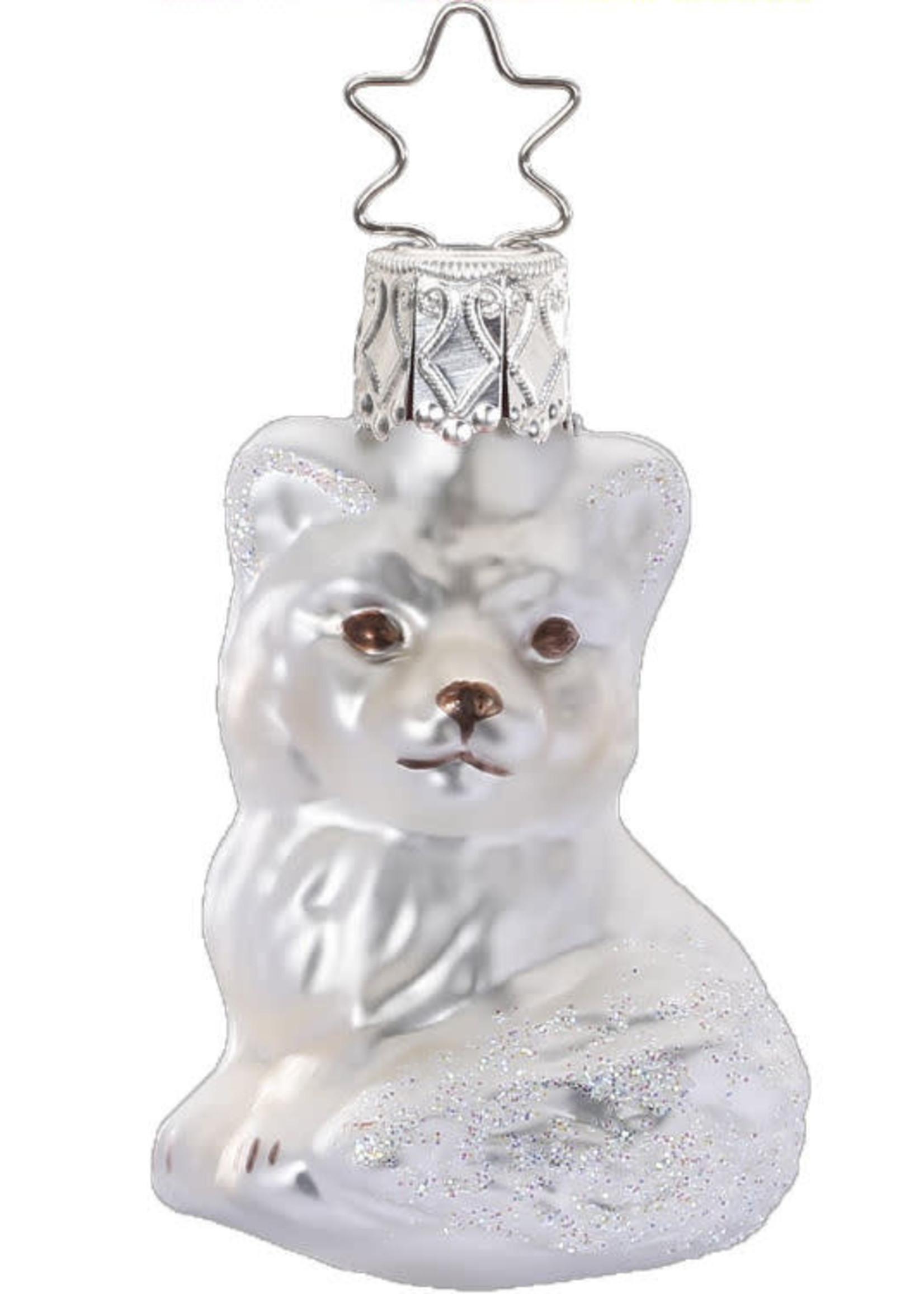 Ornament - Little Snow Fox