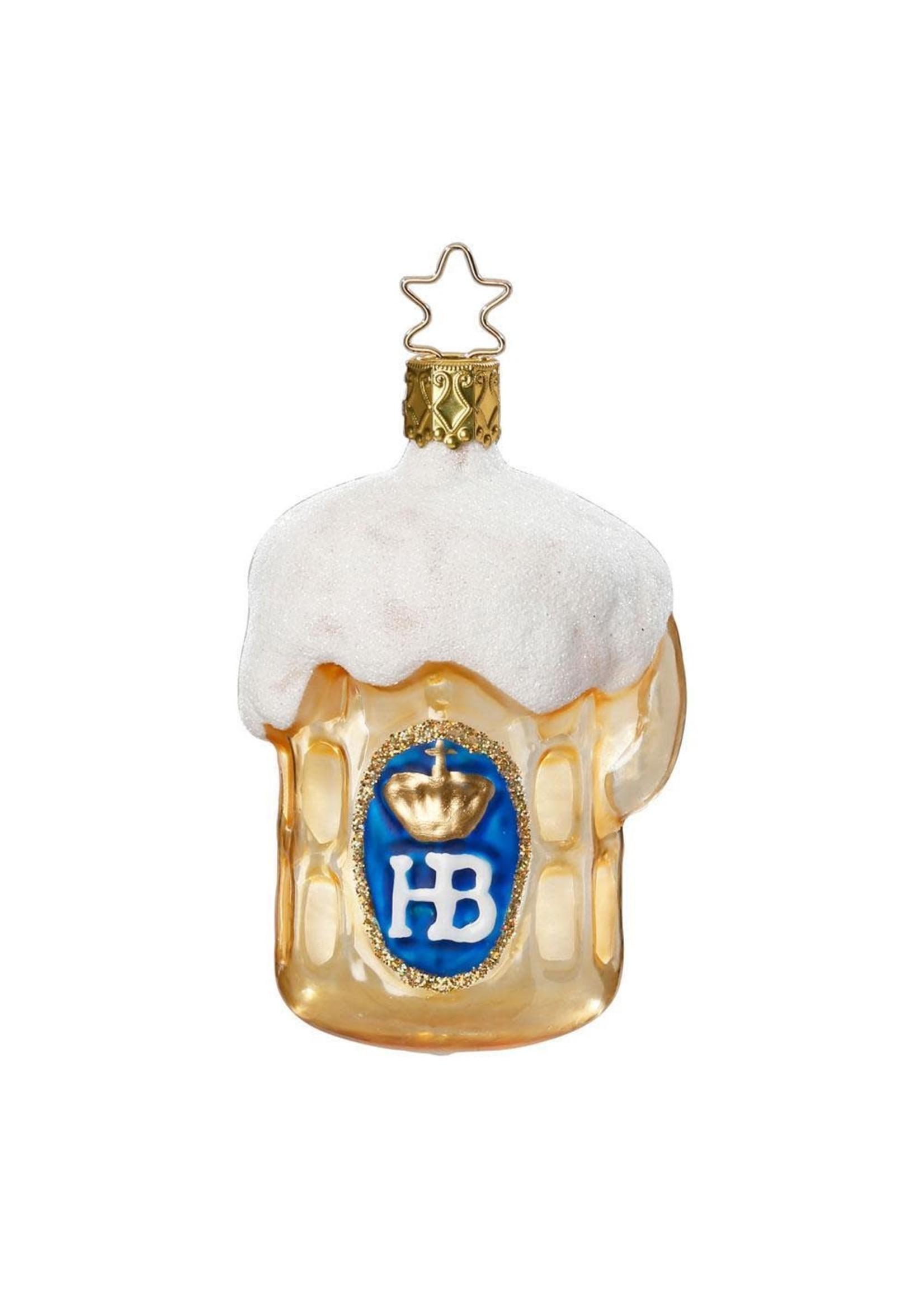 Ornament - HB Beer Mug