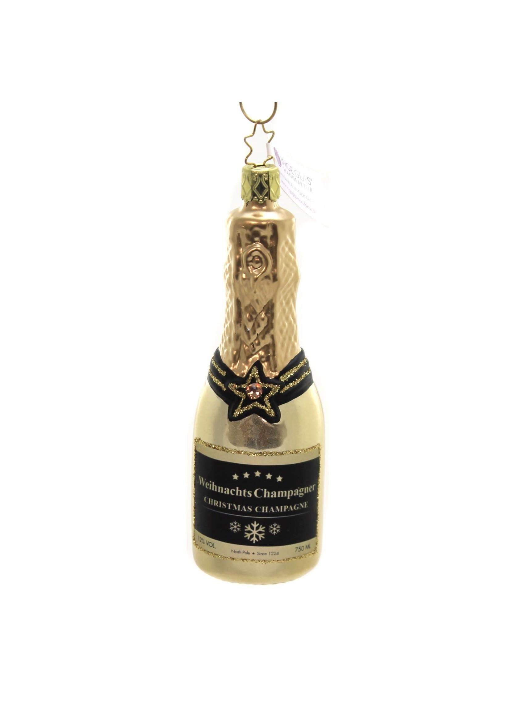 Ornament - Champagne
