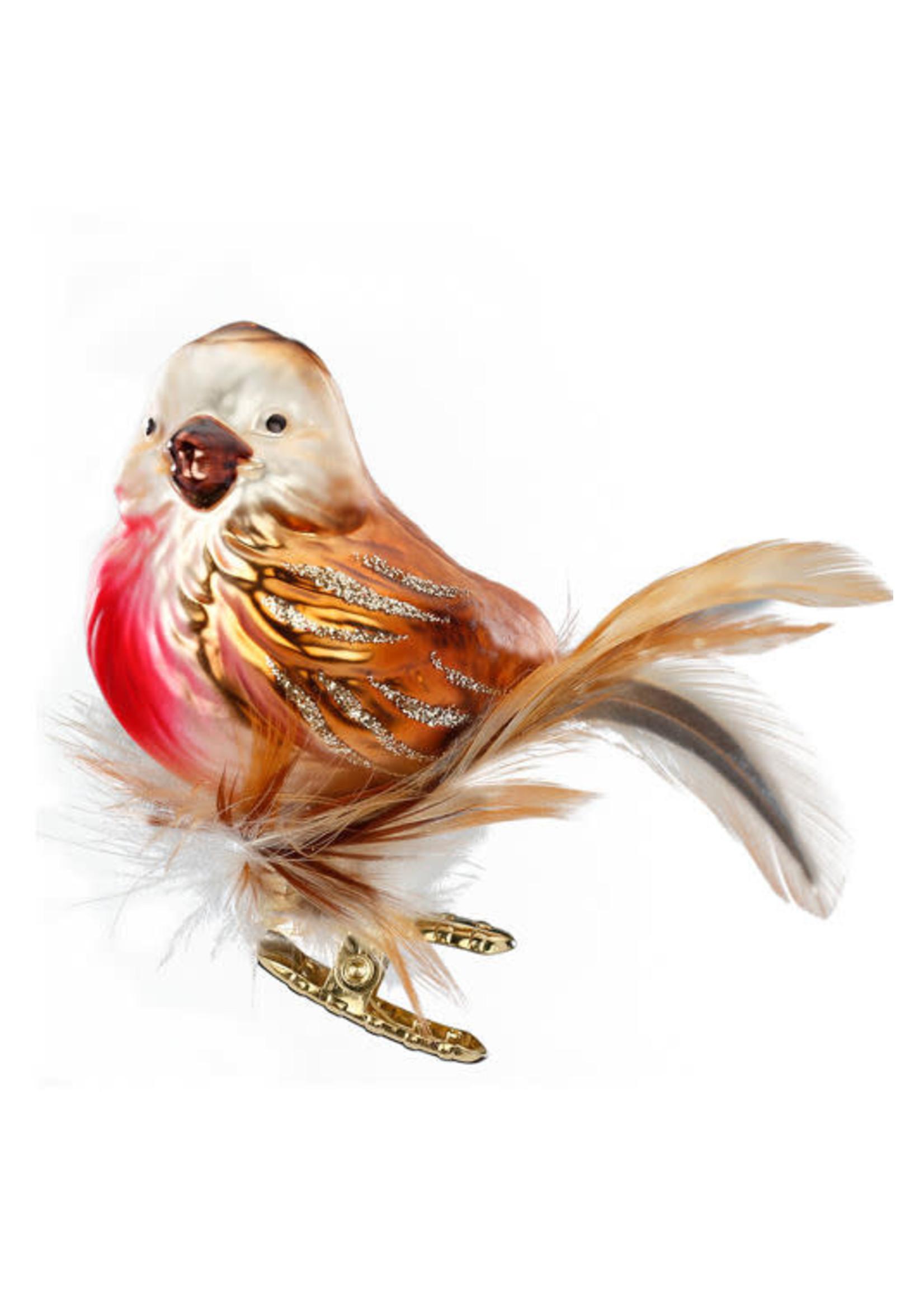 Ornament - Robin