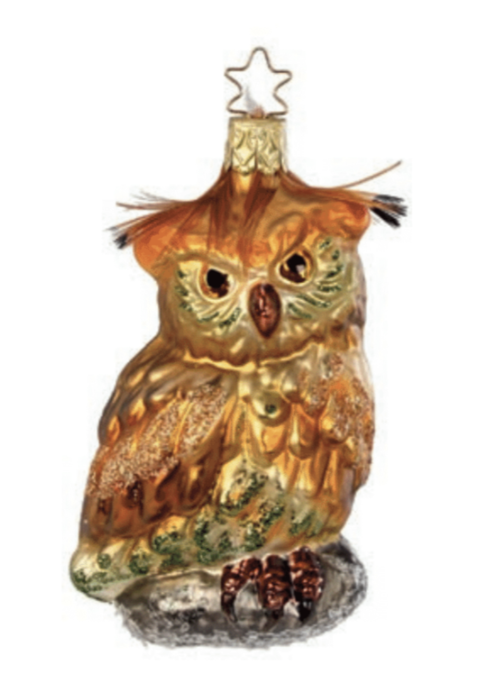 Ornament - Forest Owl
