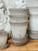 Bergs Potter Garden Pot Copenhagen - Grey 14