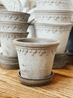 Bergs Potter Garden Pot Copenhagen - Grey 16