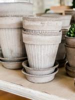 Bergs Potter Garden Pot Simona - Grey 14