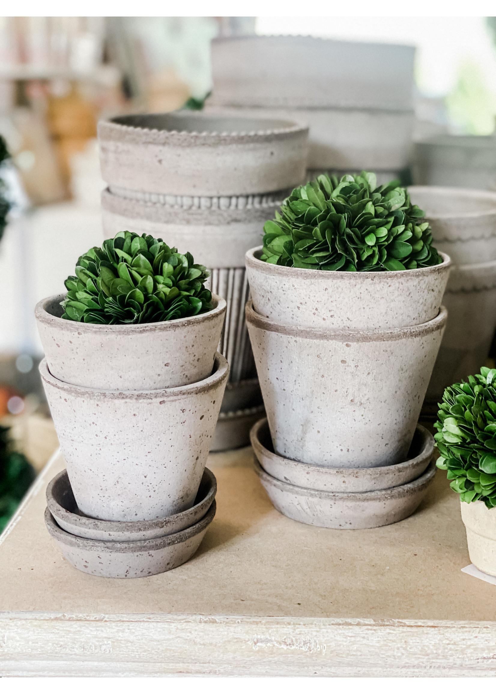 Bergs Potter Garden Pot Julie - Grey 10