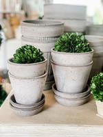 Bergs Potter Garden Pot Julie - Grey 12