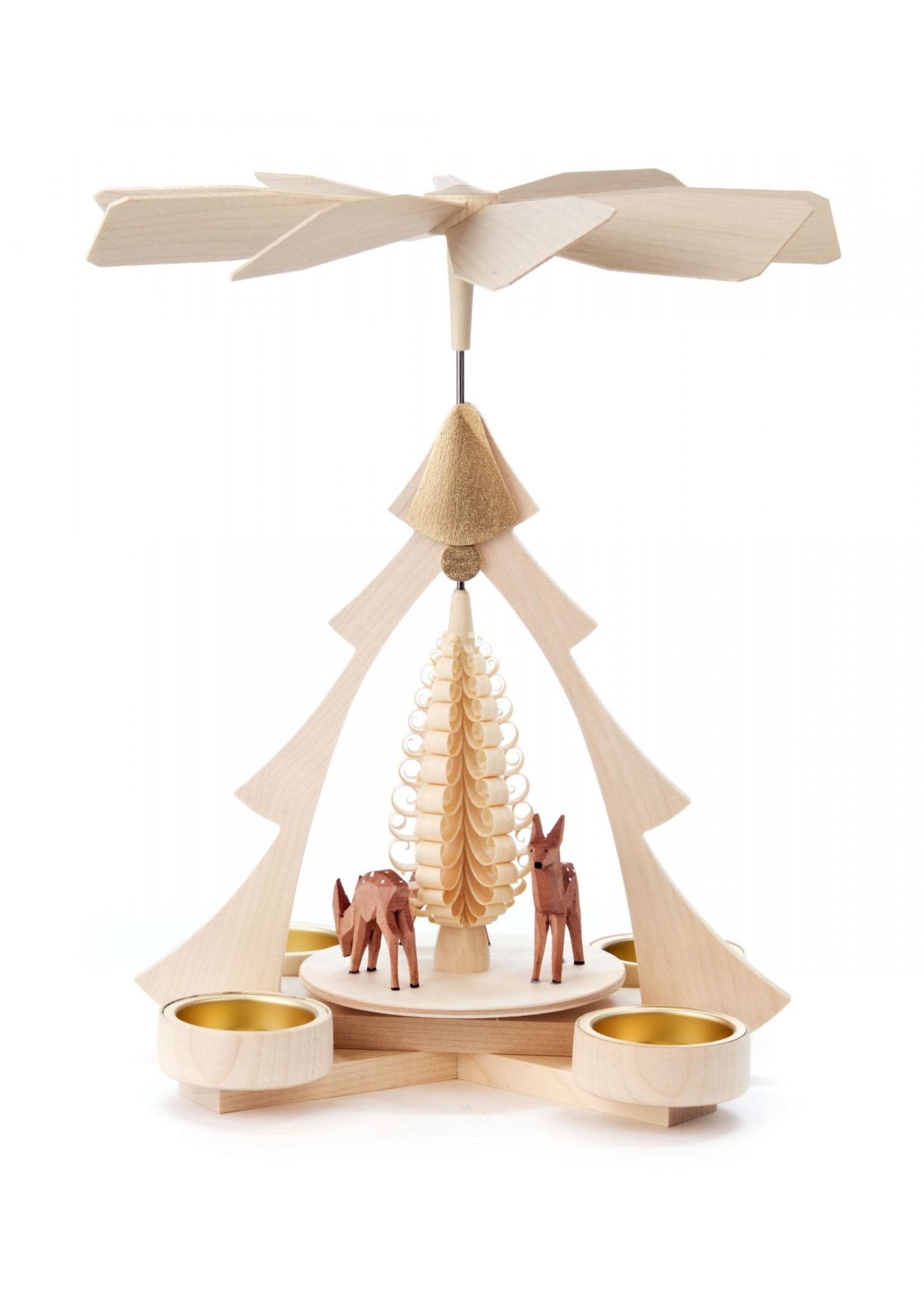 Pyramid - Deer - Small