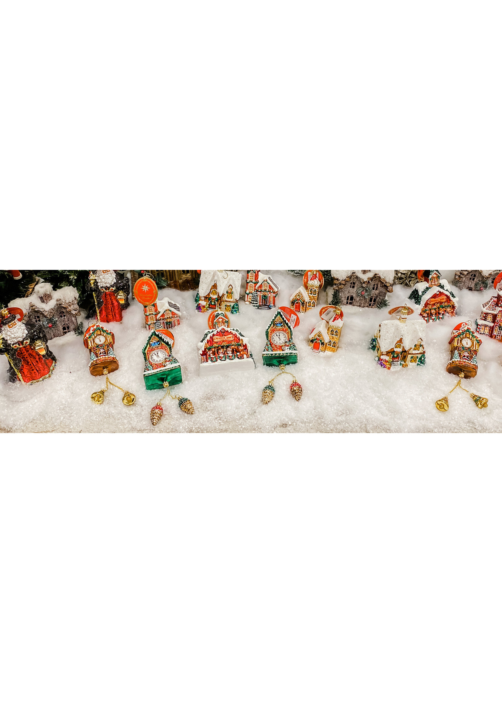 Christopher Radko Ornament - Home for the Holidays!