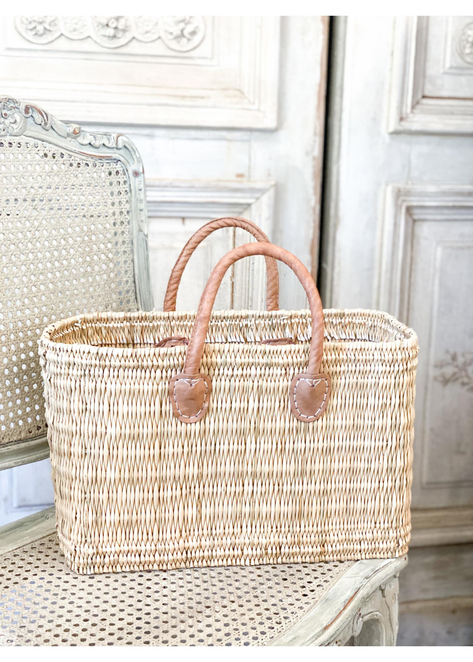 French Market Tote - Tatami Shopper Small