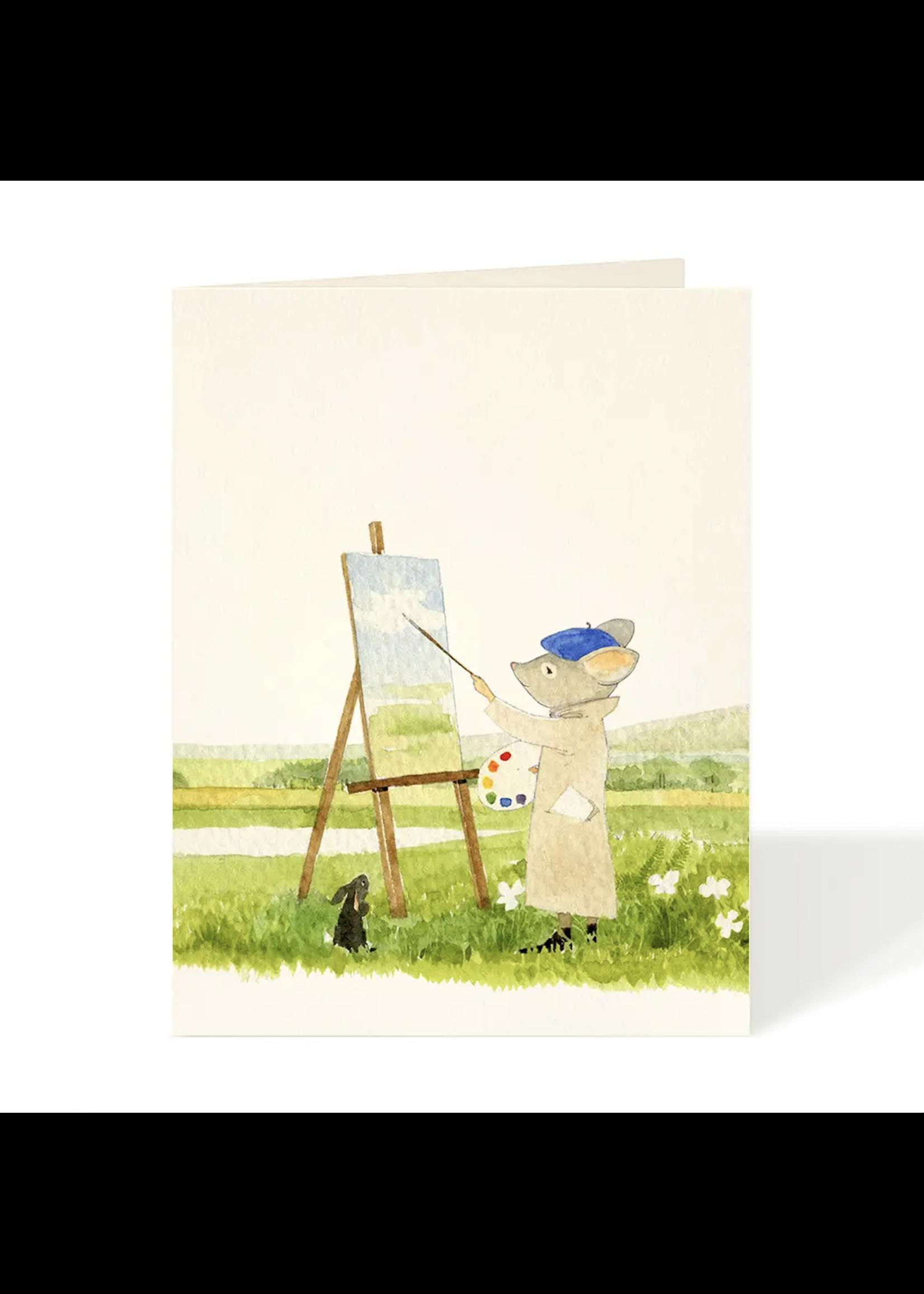 Felix Doolittle Card - Plein Air Artist
