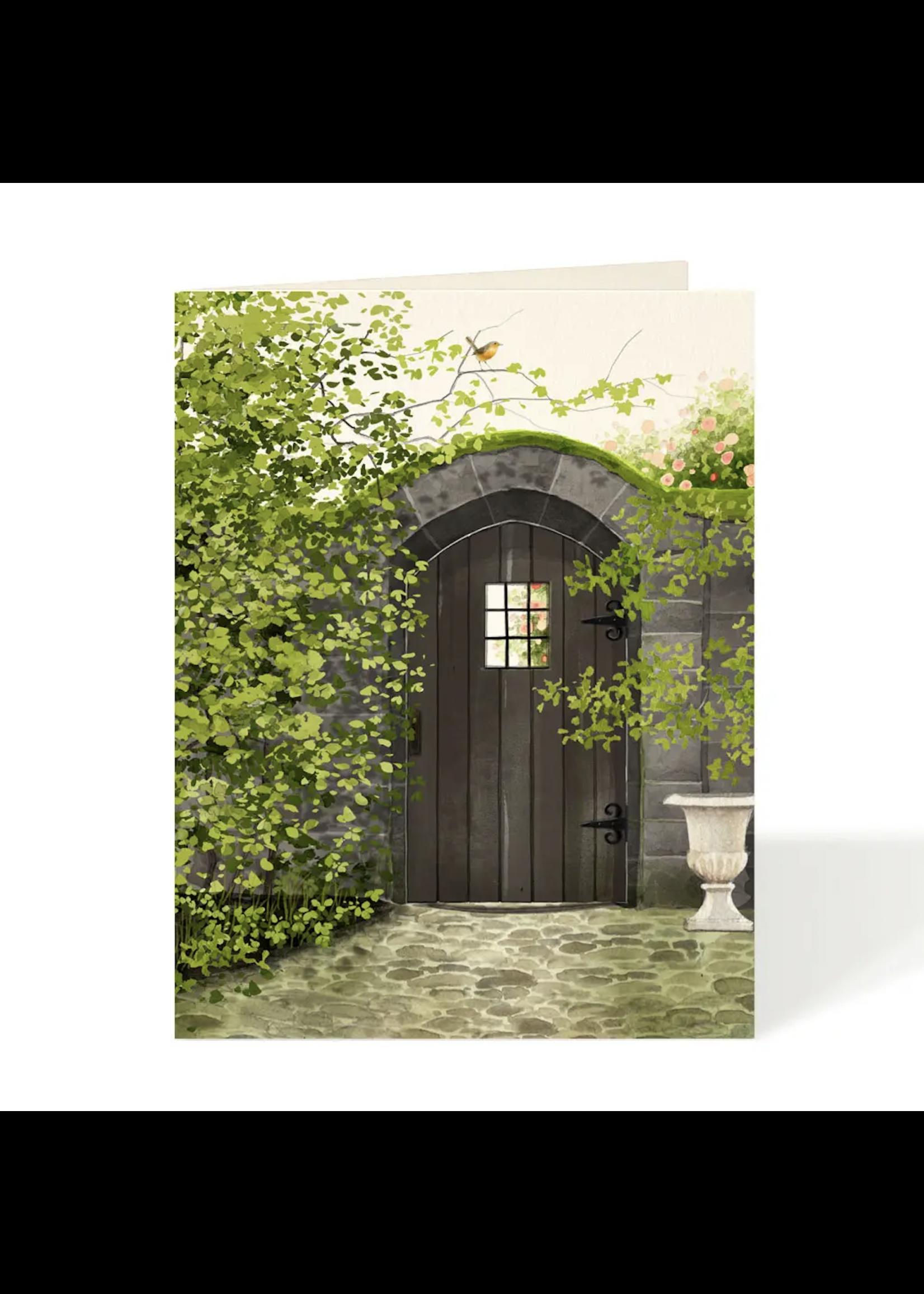 Card - Secret Garden