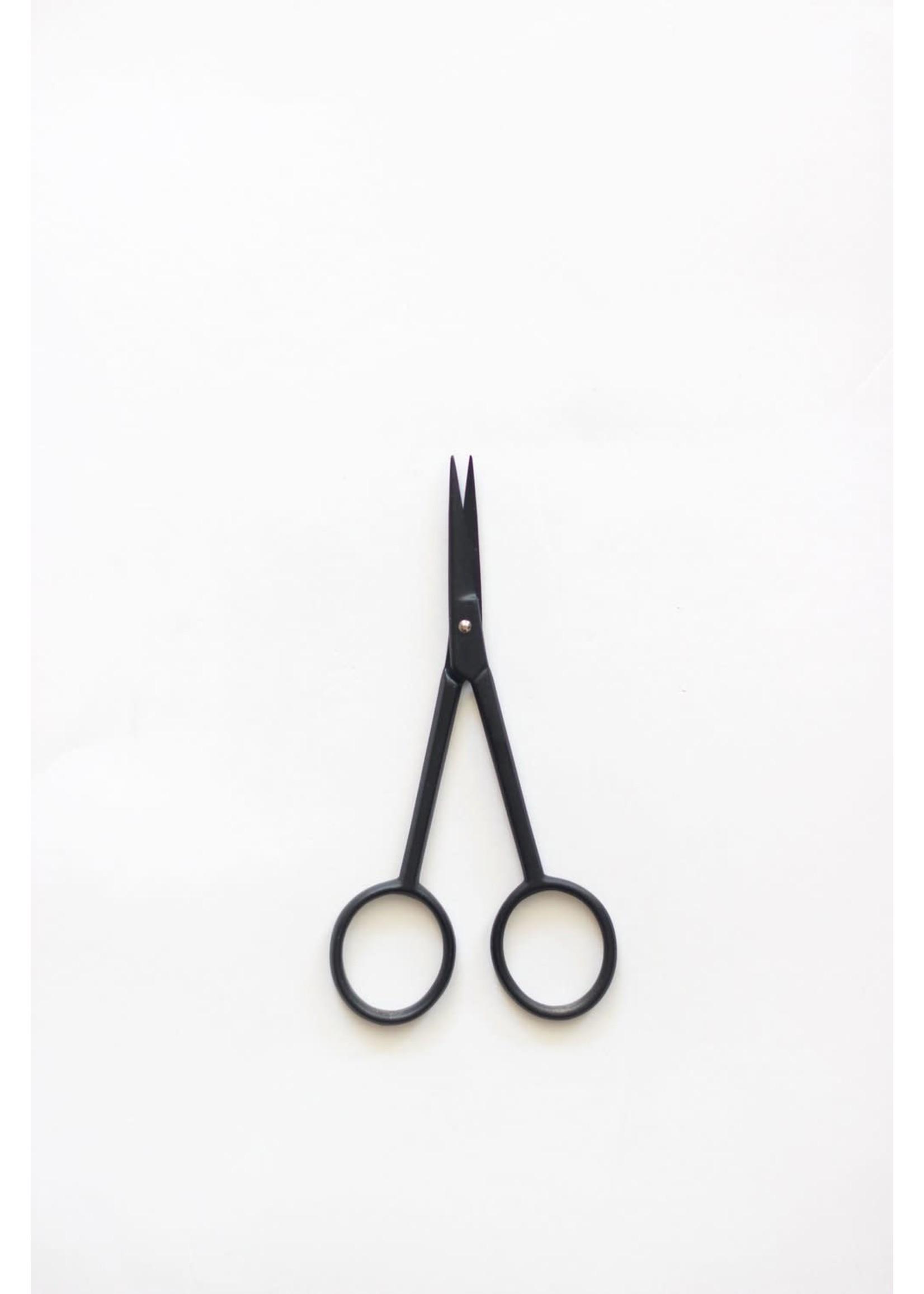 Scissors - Black Silhouette