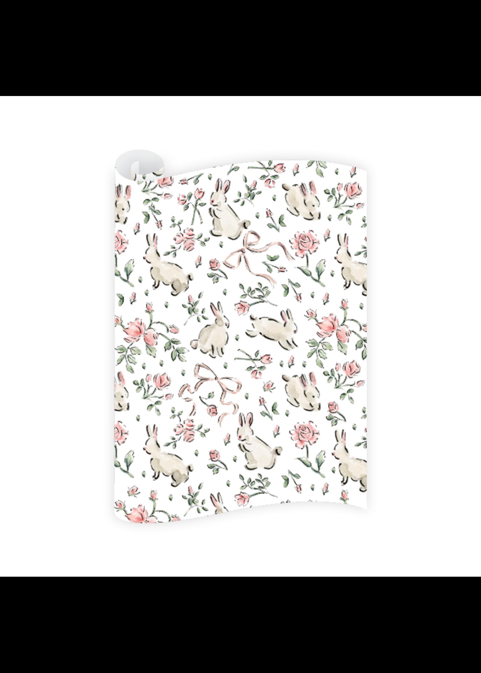 Dogwood Hill Gift Wrap Sheets - Bunnies (3 sheets 20x30)