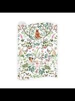 Dogwood Hill Gift Wrap Sheets - Woodland (3 sheets 20x30)