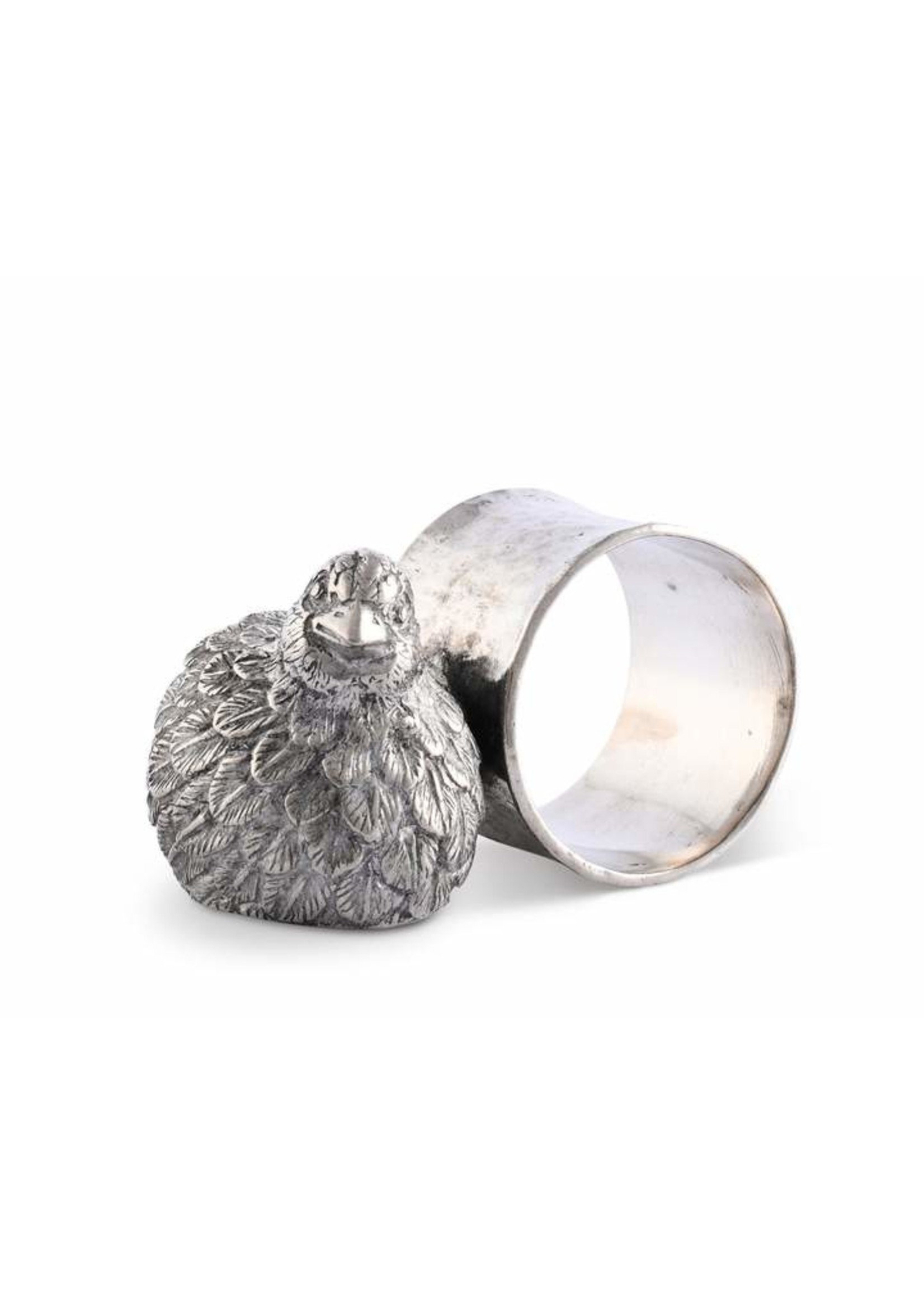 Napkin Ring - Quail