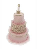"""Mon Ami Plush Cake Stacker """"Marie Antoinette"""""""