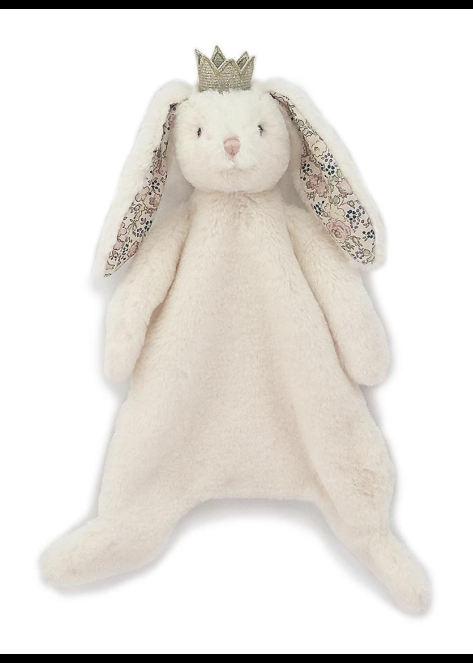 Mon Ami Princess Bunny Baby Blankie