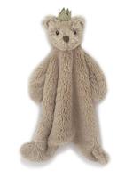 Mon Ami Prince Bear Baby Blankie
