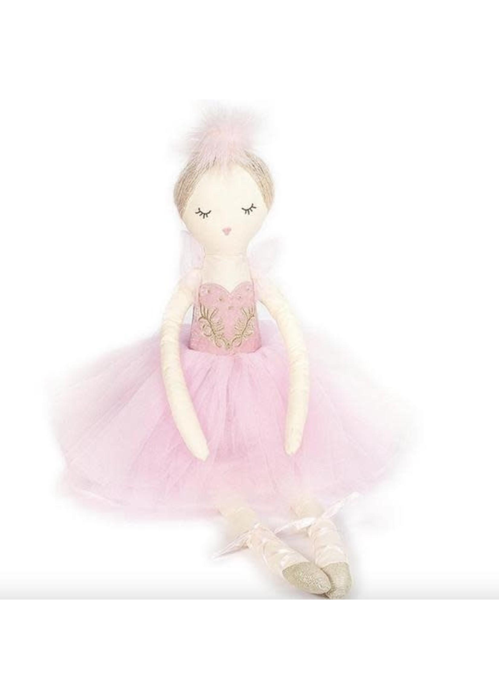 Mon Ami Nina the Pink Prima Ballerina