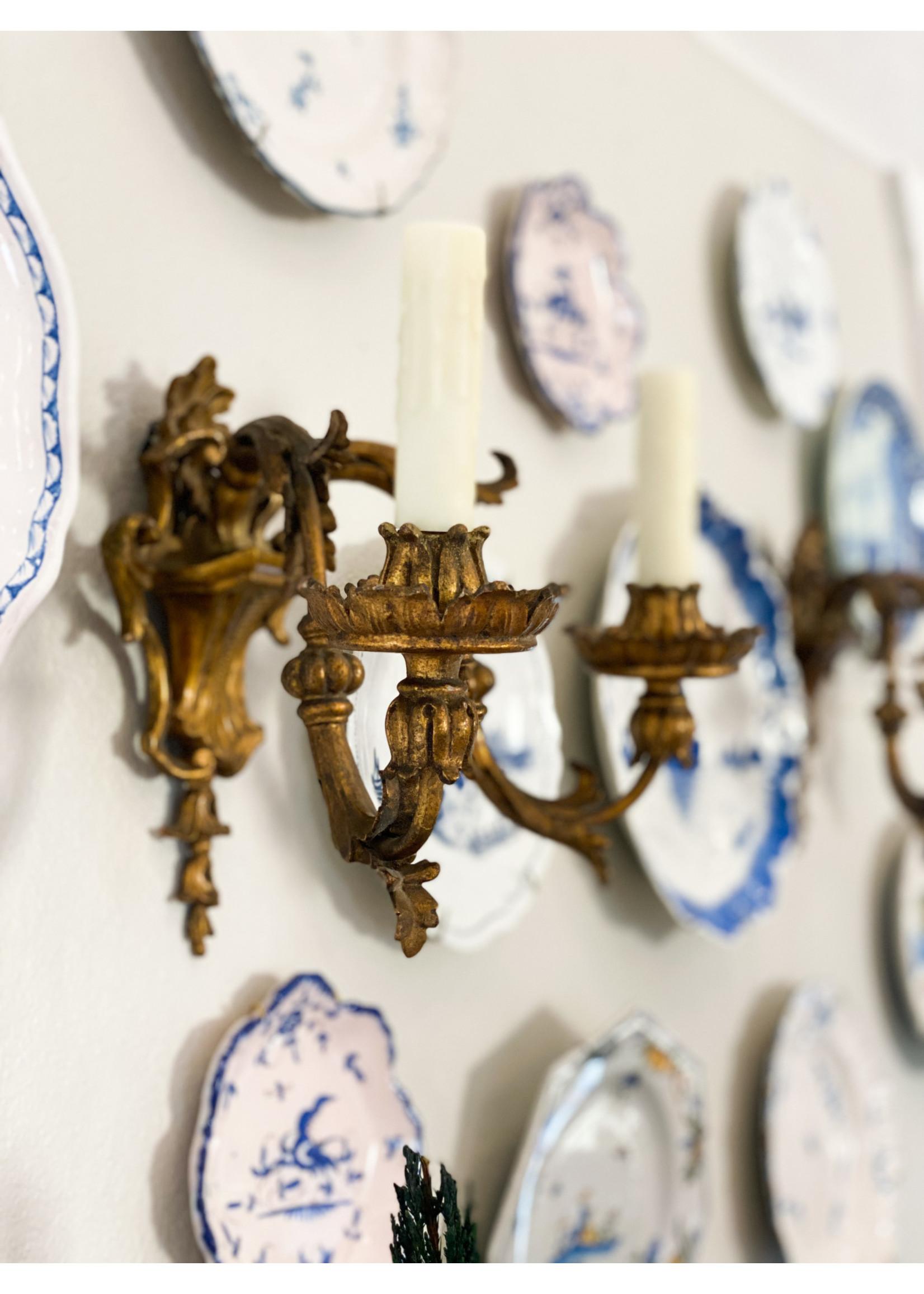 Antique Antique French Sconces (pair)