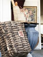Antique Antique French Grape Basket
