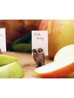 Place Card Holder - Owl